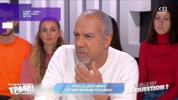 Pascal Légitimus prend la défense de Roman Polanski : Le comédien s'excuse publiquement