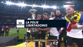 La folie Libertadores