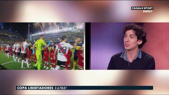 """""""Deux des plus grosses équipes du continent"""" en finale de la Copa Libertadores"""