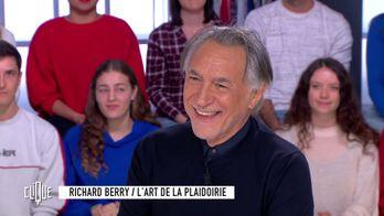 Richard Berry : l'art de la plaidoirie