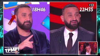 Le conseil de classe de Cédric Cizaire : Cyril Hanouna change de coiffure comme de chemise
