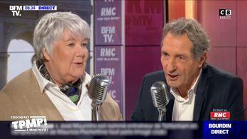 Quand Jean-Jacques Bourdin recadre la Ministre de la cohésion des territoires Jacqueline Gourault