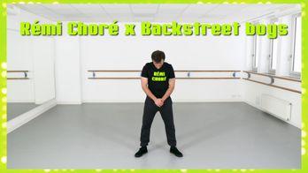 Remi Choré - S1 - Rémi Choré x Backstreet boys