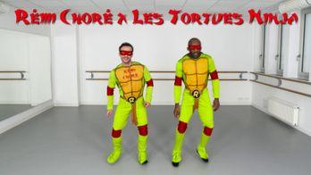 Remi Choré - S1 - Rémi Choré x Tortues Ninja