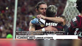 Flamengo, une si longue attente