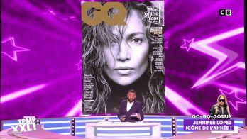 """Jennifer Lopez désignée comme la """"personnalité de l'année"""" par le magazine américain GQ"""
