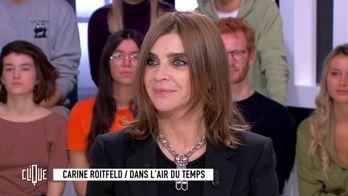 Carine Roitfeld : dans l'air du temps