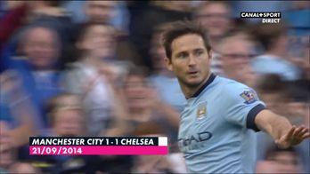 Quand Lampard marquait contre Chelsea...