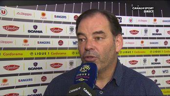 """Stéphane Moulin sur la deuxième place d'Angers : """"On y prend goût"""""""