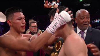 La victoire pour Leo Santa Cruz