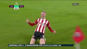 Match épique entre Sheffield et Manchester United !