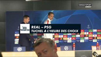 Real - PSG : Tuchel à l'heure des choix