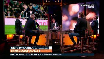 Late Football Club - Tony Chapron sur l'arbitrage lors de Real / PSG
