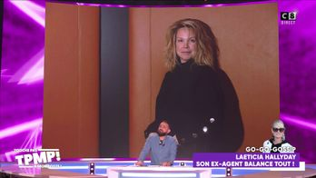 Laeticia Hallyday : Son ex-agent Laurence Favalelli balance tout !