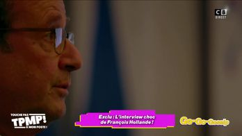 Exclu : L'interview choc de François Hollande