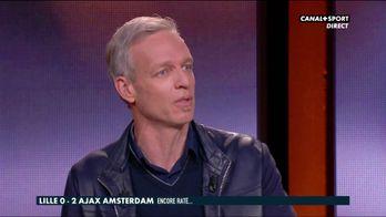Lille - Ajax : Beaucoup de regrets