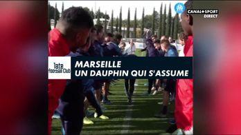 Marseille, un dauphin qui s'assume