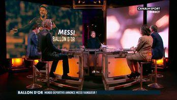 El Mundo Deportivo annonce Messi Ballon d'Or !