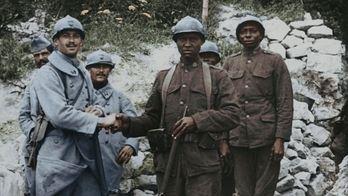 Les Américains dans la Grande Guerre : 1917-1918