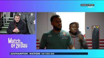 Southampton / Watford à suivre à 18H30 SUR CANAL+SPORT