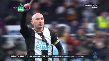 Le résumé de Newcastle / Manchester City