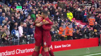 Le résumé de Liverpool / Brighton