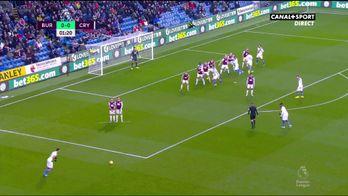 Le résumé de Burnley / Crystal Palace