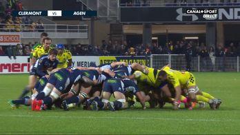 Le résumé Jour de Rugby de Clermont / Agen