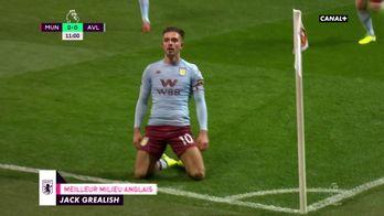 Le grand format de Manchester United / Aston Villa