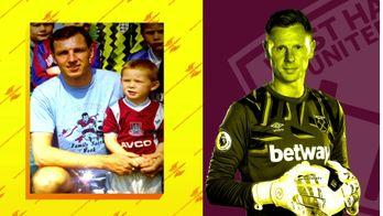 La belle histoire de David Martin avec West Ham