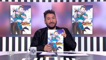 La reco de Mouloud Achour : L'art de Street Fighter