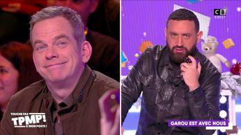 Cyril Hanouna laisse un message à France Télévisions pour Garou