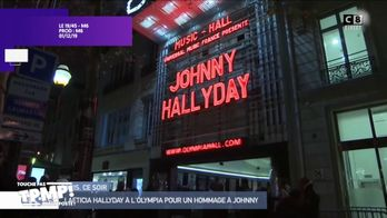 Johnny Hallyday à l'Olympia : Laeticia Hallyday huée lors de la projection
