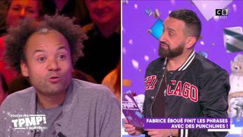 """Fabrice Eboué : """"Je me raserai la tête à la fin de ma tournée pour revenir sur le marché"""""""
