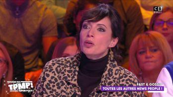 """Géraldine Maillet : """"J'ai reçu des menaces de mort sur les réseaux sociaux, on a menacé ma fille"""""""