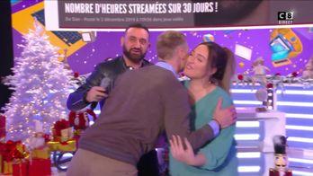 Matthieu Delormeau fait gagner 500 euros à une personne du public