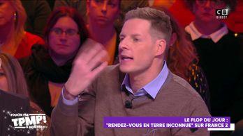 """Matthieu Delormeau : """"On s'emmerde dans Rendez-vous en terre inconnue, Frédéric Lopez manque !"""""""