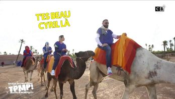 Cyril Hanouna et les chroniqueurs en escapade à Marrakech !