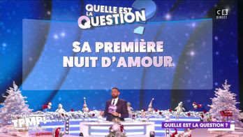 """Quelle est la question ?"" du 5 décembre"