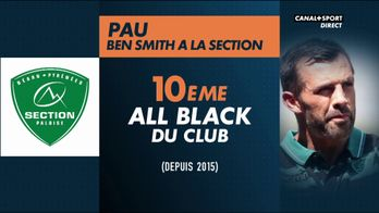 La filière All Black de Pau