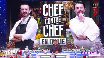 """""""Chef contre Chef"""" la nouvelle émission de Cyril Lignac avec Jean-François Piège"""