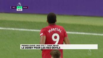 Le résumé de Manchester City / Manchester United