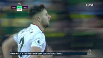 Le résumé de Norwich - Sheffield United
