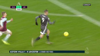 Le résumé d'Aston Villa - Leicester