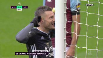 Les buts d'Aston Villa / Leicester