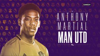 Entretien avec Anthony Martial