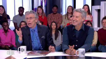Antoine de Caunes et Jean-Pierre Dionnet : les enfants du rock !
