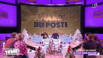 """Antoine de Caunes remet les """"Awards du poste"""": Meilleur clash, le plus gros malaise, meilleure vanne"""