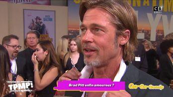 Brad Pitt enfin amoureux ?