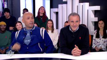 Éric Judor et Élie Semoun